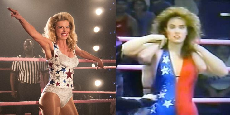 GLOW: Every Character Based On Real Wrestlers | Screen Rant