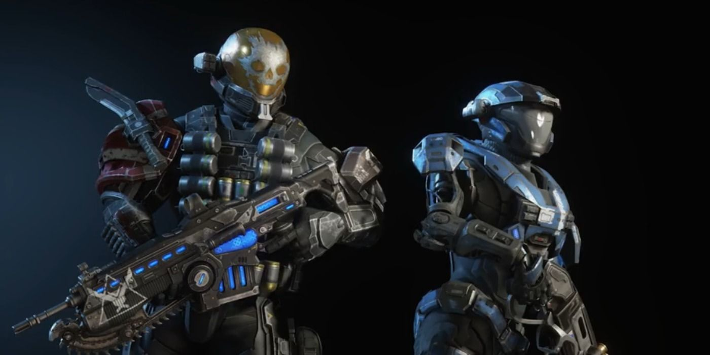 Halo & Gears 5 Crossover Adds Noble Team To Ultimate Edition