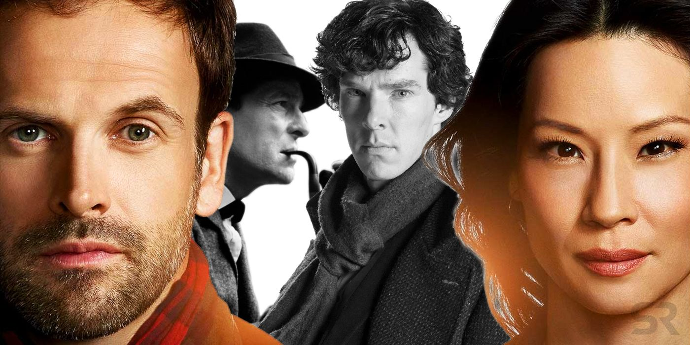 Elementary Was The Best Sherlock Holmes Adaptation | Screen Rant
