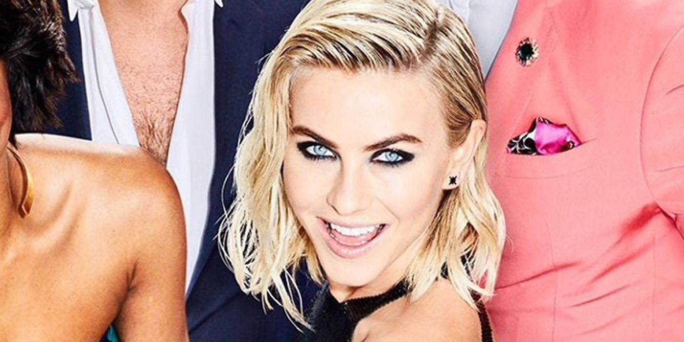 America's Got Talent's Julianne Hough Confident About Sexuality