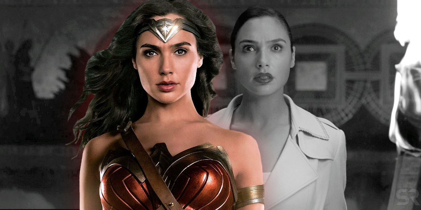Justice League: How Wonder Woman Was Different In The Snyder Cut