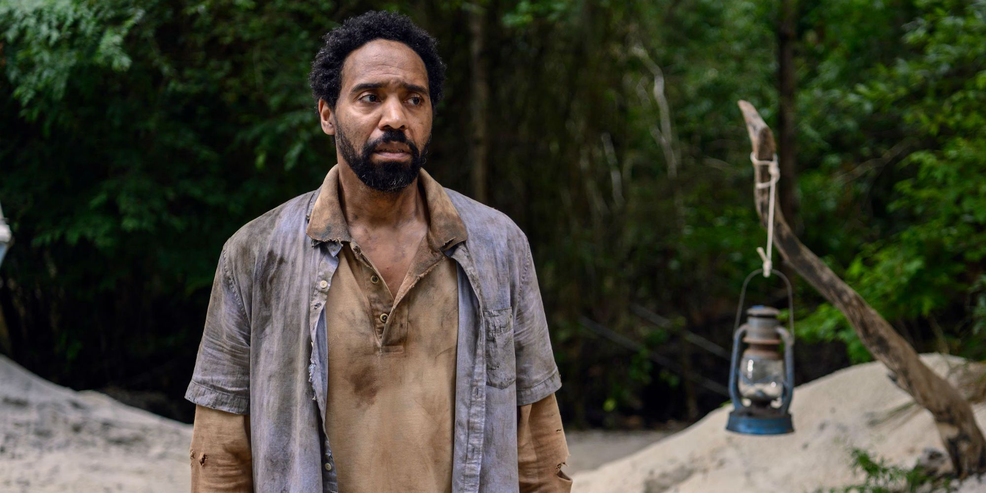 Let the Right One In TV Show Casts Walking Dead Star Kevin Carroll