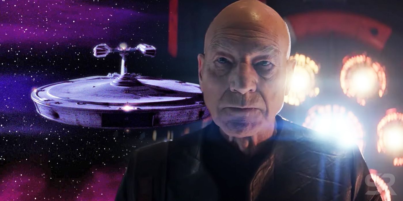 Star Trek Theory: Picard's New Ship Is TNG's USS Stargazer
