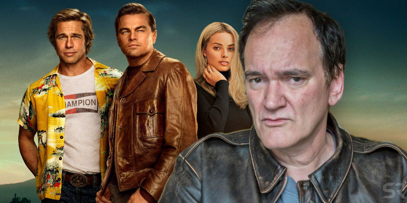 Once Upon A Time In Hollywood Isn't A Traditional