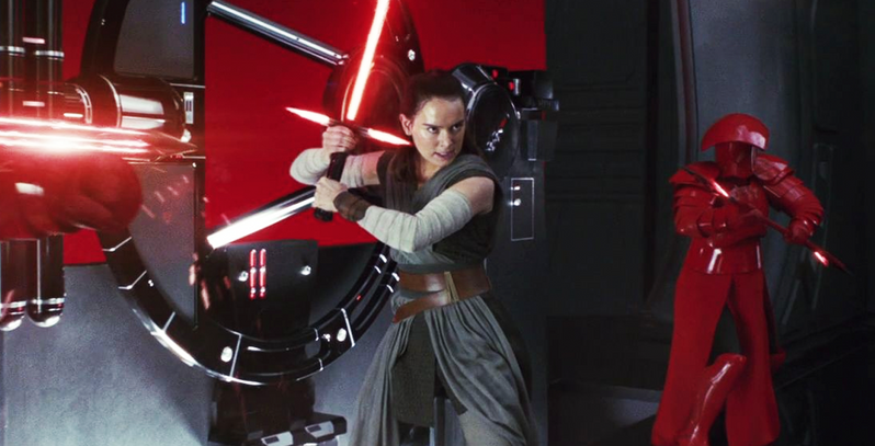 Rey-with-red-lightsaber-in-Star-Wars-The