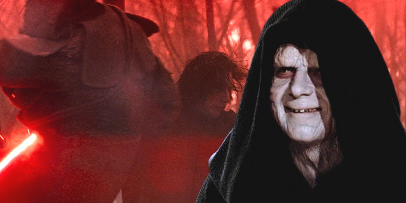 Star Wars 9 Theory: Palpatine Stole The Knights Of Ren From Kylo
