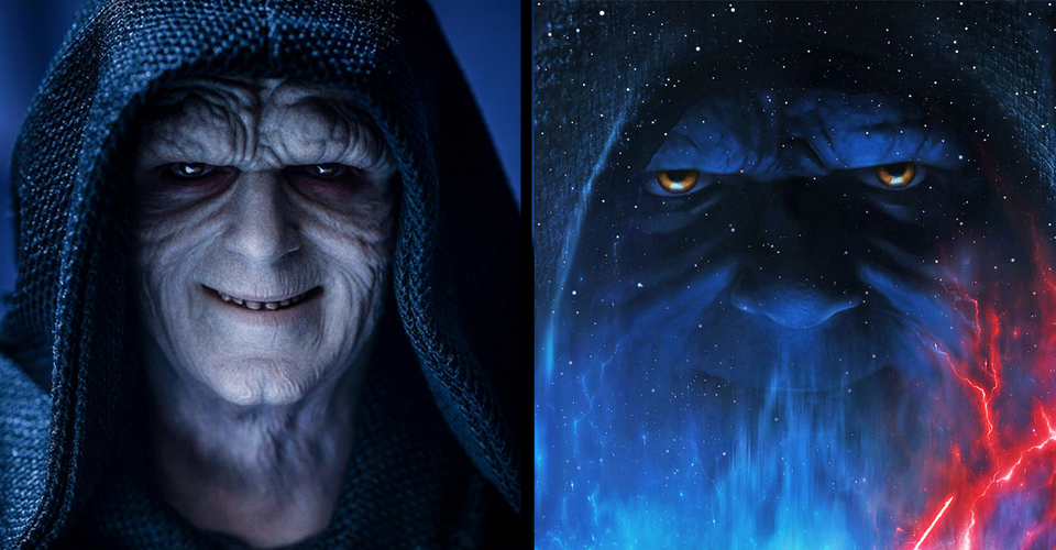 Star Wars 9 S Palpatine Is A Toy Not From The Movie