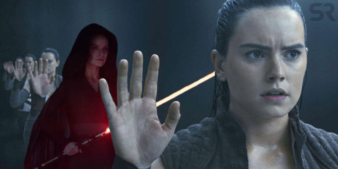 Star Wars 9 Daisy Ridley Had Fun Playing Dark Rey Screen Rant