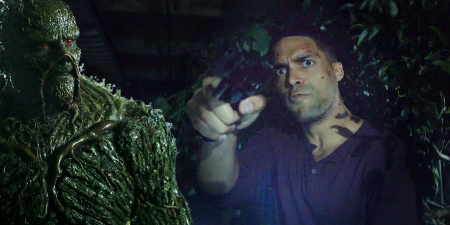 Swamp Thing's End-Credits Scene Explained: What Was [SPOILER