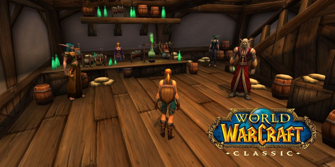 WoW Classic: A Complete Professions Guide | Screen Rant