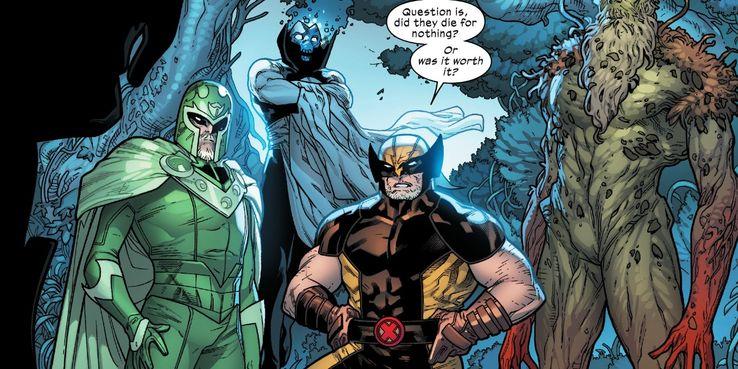 X-Men Make [SPOILER] The Final Horsemen of Apocalypse