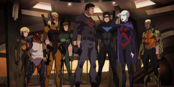 Young Justice: Should Nightwing or Superboy Lead the Outsiders?
