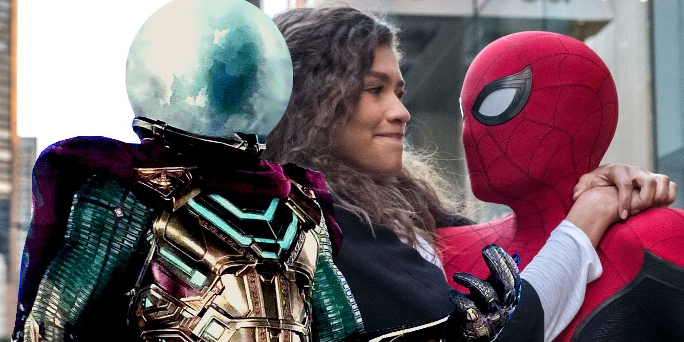 Theory: Spider-Man: Far From Home's Mid-Credits Scene Was A Mysterio