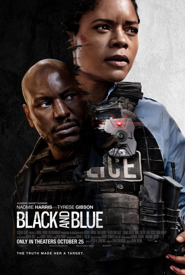 Image result for black & blue movie