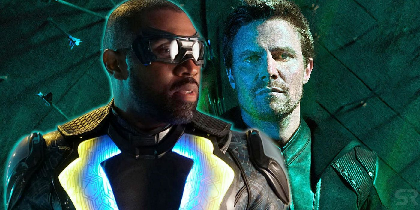 How Black Lightning Can Join Crisis On Infinite Earths (& The Arrowverse)