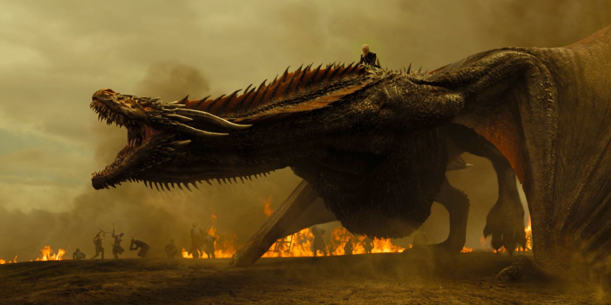 Dragons Confirmed To Return In Game of Thrones Spinoff