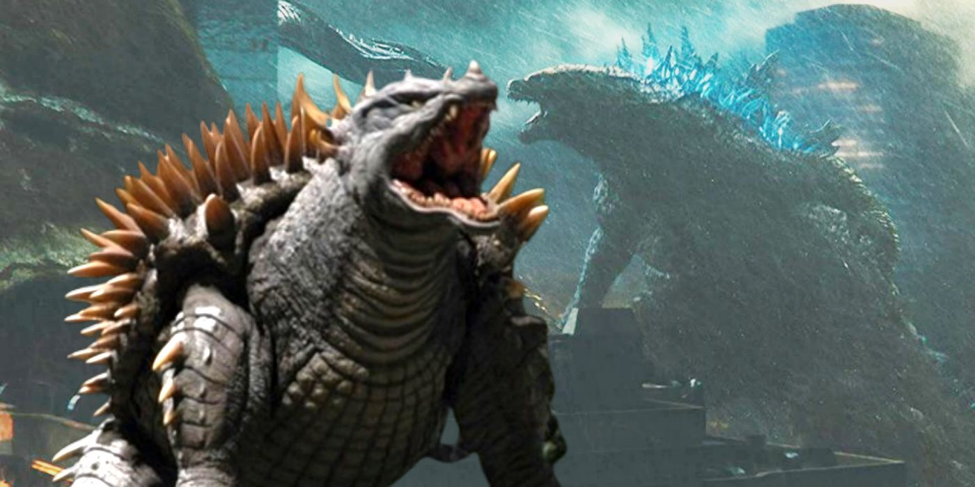 Godzilla: Yes, That Was Anguirus' Skeleton In King of the Monsters