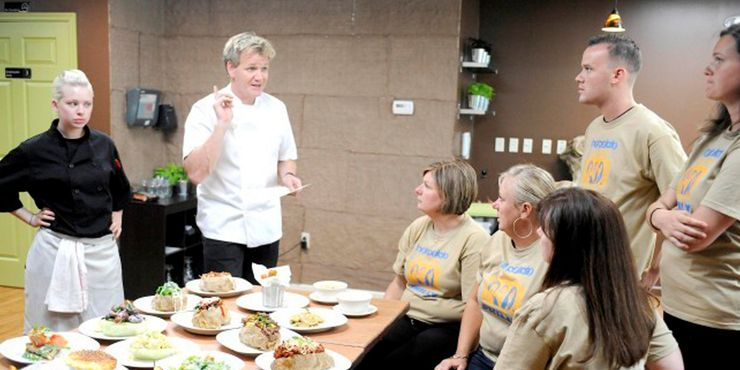 Kitchen Nightmares: 10 Times Gordon