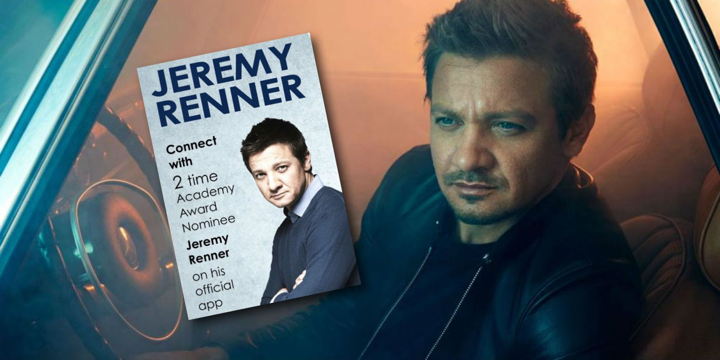 Jeremy Renner Has Shut...
