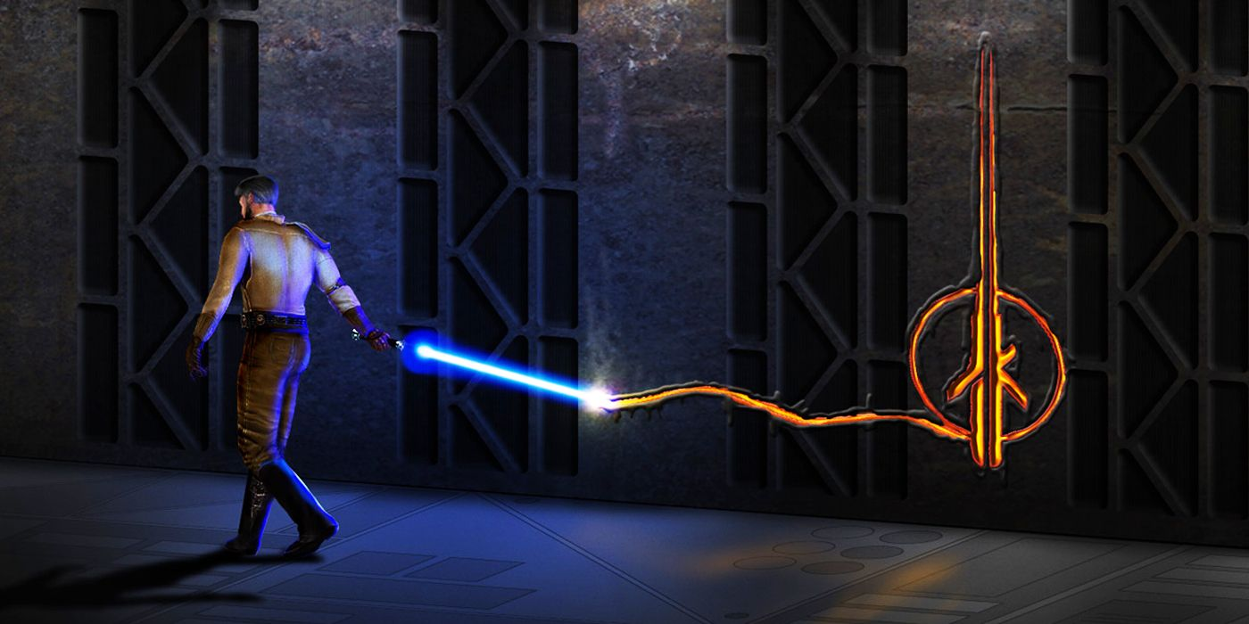 Star Wars Game Devs Reveal How Jedi Outcast's Lightsaber Combat Was Created