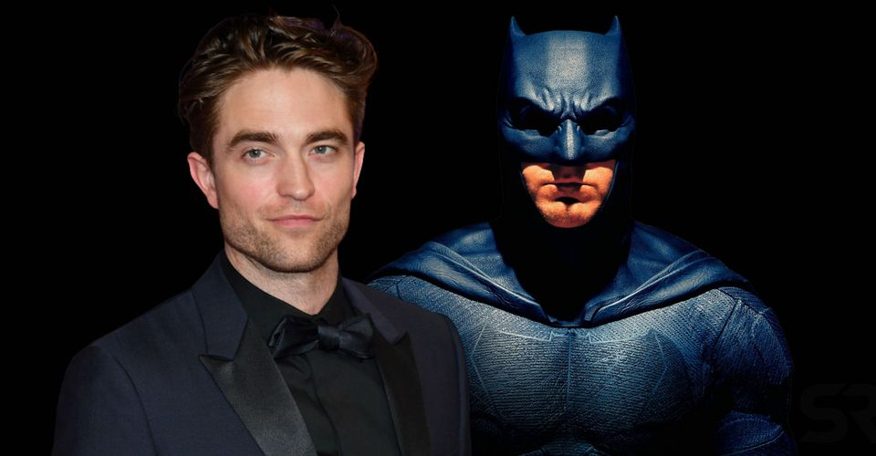 Image result for Pattinson as Batman