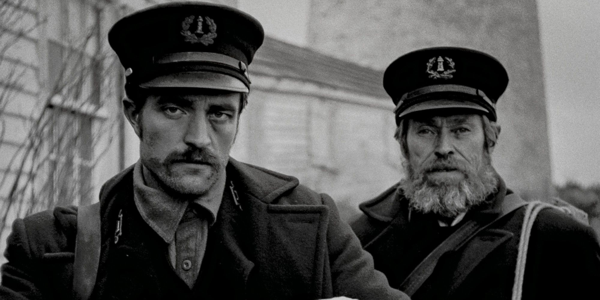 The Lighthouse Trailer #2: Robert Pattinson & Willem Dafoe Go Mad