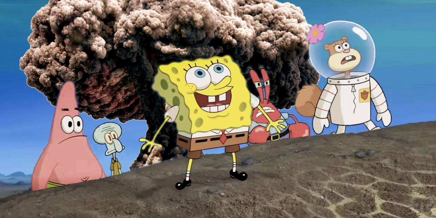 SpongeBob SquarePants Theory: Bikini Bottom Is A Nuclear Test Site