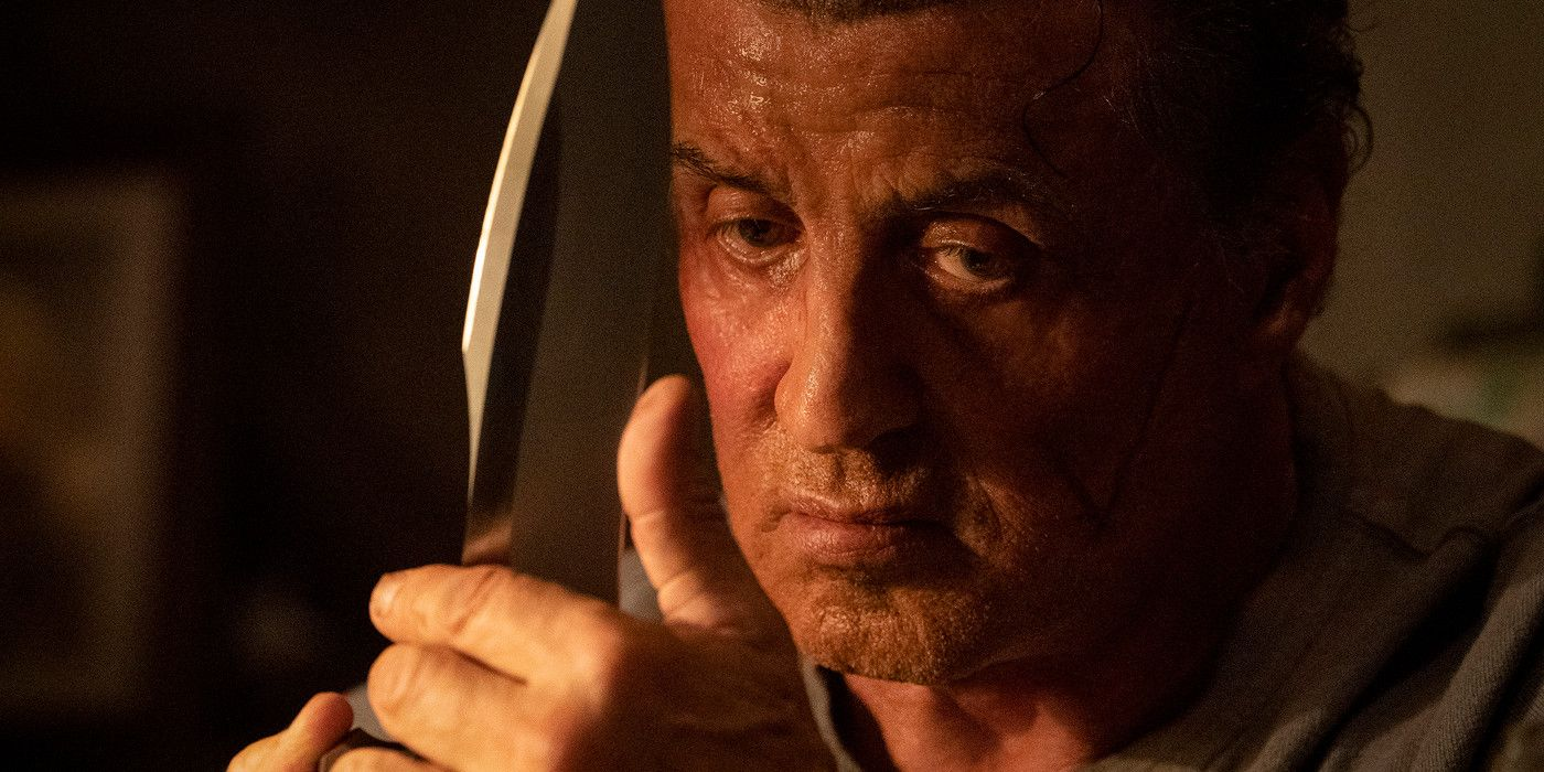 Rambo Creator Gives Last Blood Its Harshest Review | Screen Rant
