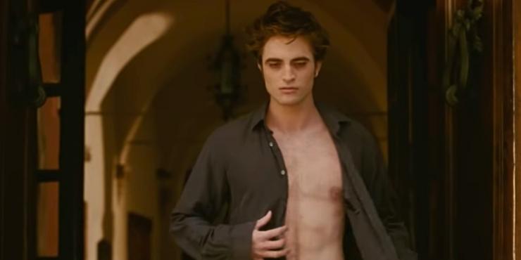 Edward sacrificing himself Theatre movie moments