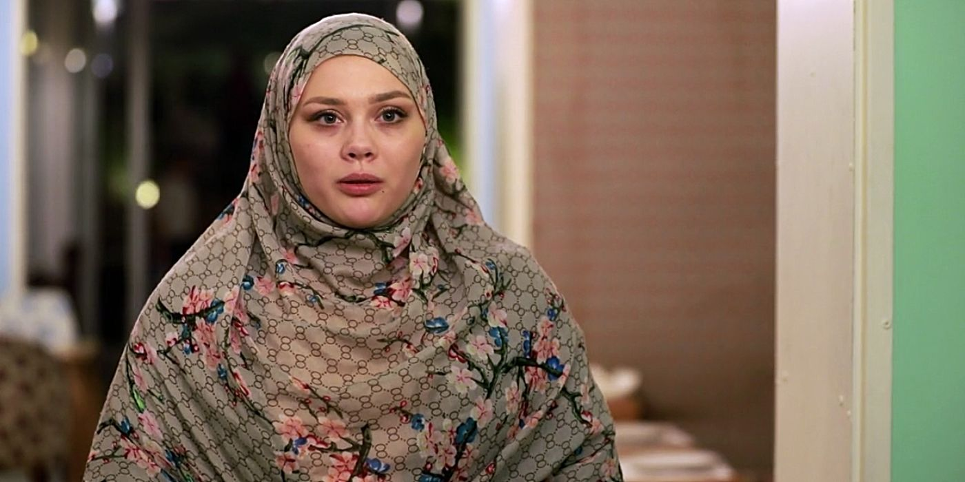 90 Day Fianc U00e9 Avery Worries Omar Married Her For A US Visa