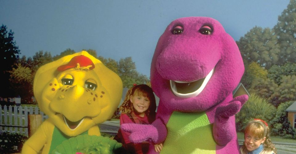 32 HQ Pictures Barney The Backyard Show Part 2 / Barney ...
