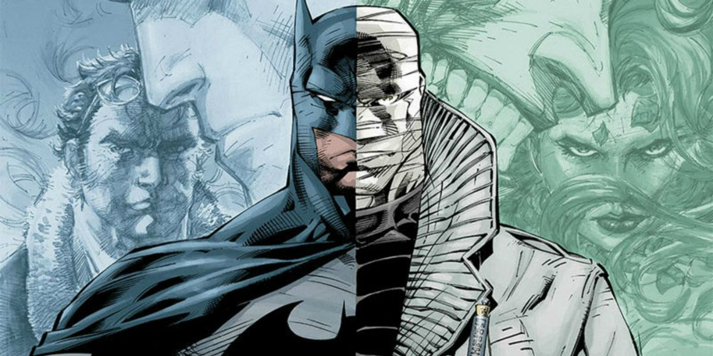 Batman's Connection To Hush Is Deeper Than Fans Thought