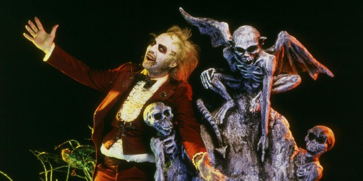 Tim Burton 10 Behind The Scenes Facts Trivia About Beetlejuice