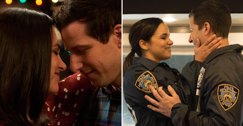 Brooklyn Nine Nine 15 Times Jake And Amy Were Relationship Goals