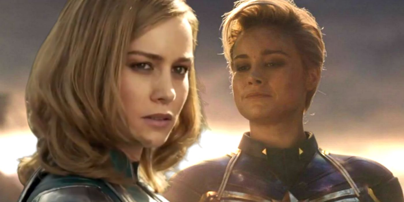 Captain Marvel Has A Lot Of Potential Looks For A MCU Sequel
