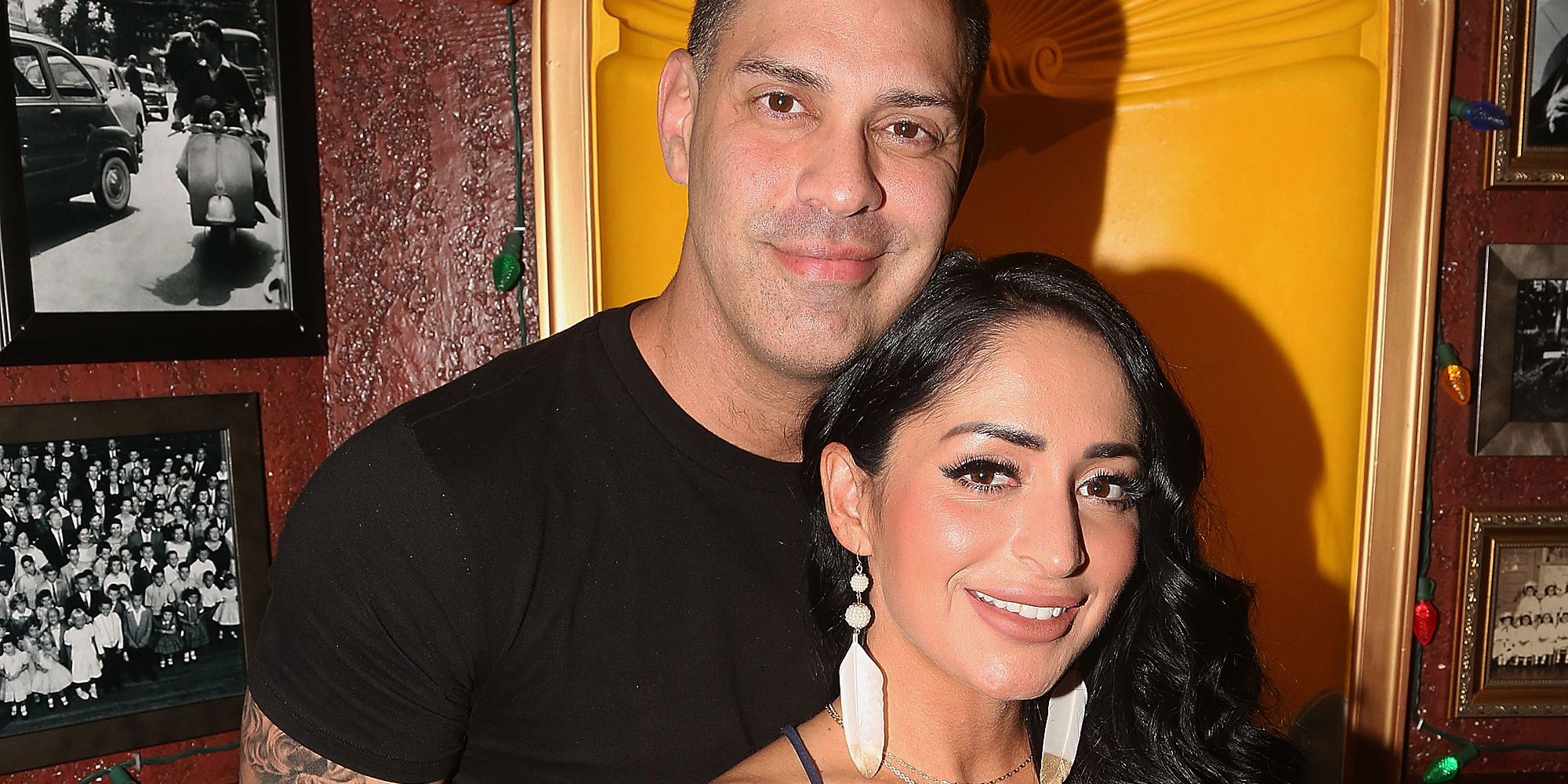 Jersey Shore: Angelina & Husband Unfollow Each Other, Spark Divorce Rumors