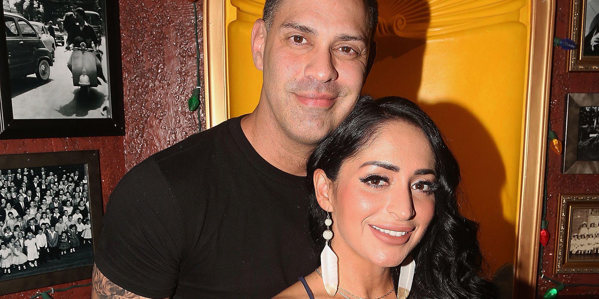 Jersey Shore: Angelina & Husband Unfollow Each Other, Spark Divorce Rumors