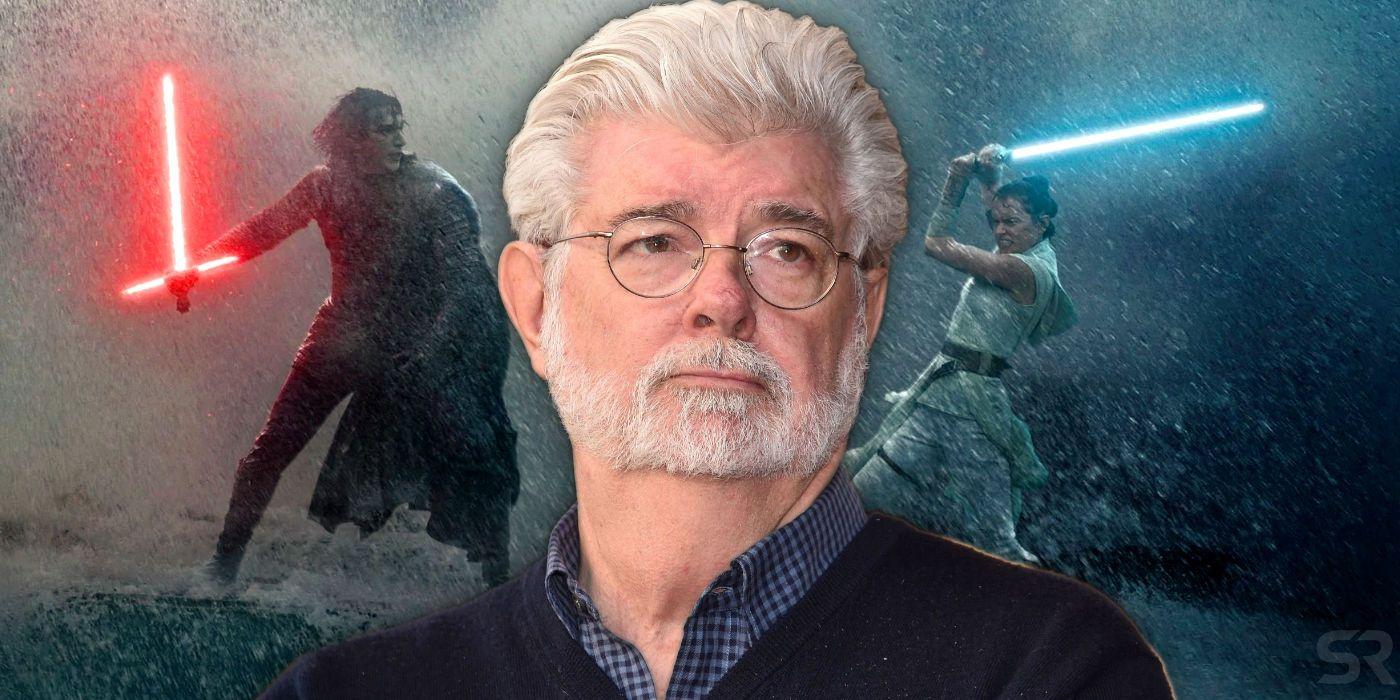 Star Wars: Rise of Skywalker Gets George Lucas' Jedi Wrong