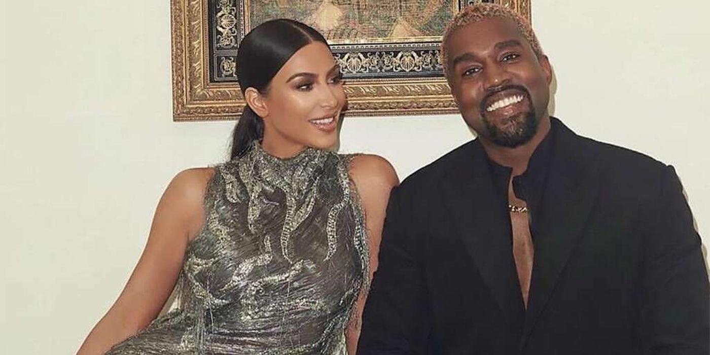 KUWTK: Kanye West Still Bound to Kim by Wearing Wedding Ring