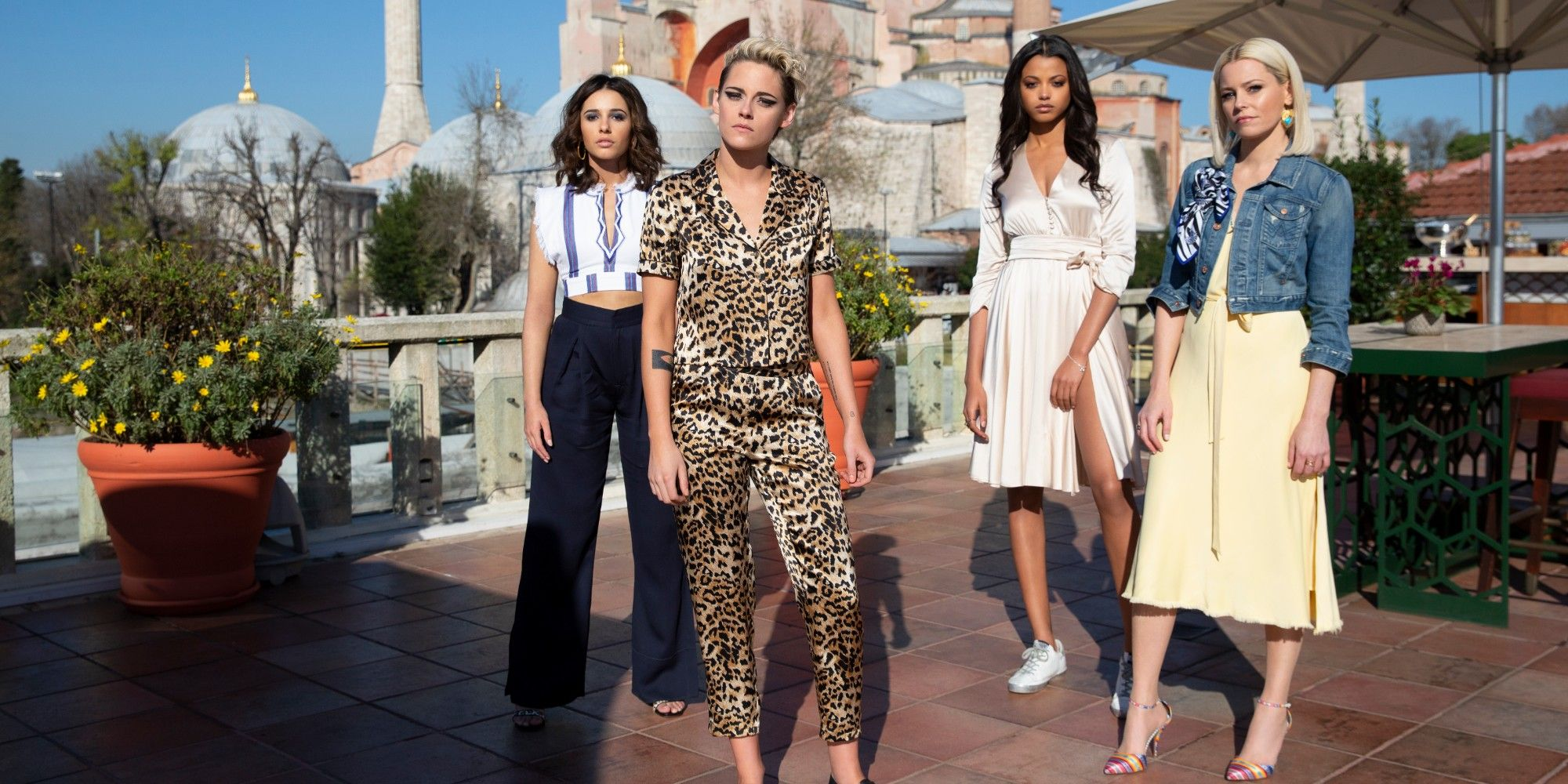 Charlie's Angels (2019) Movie Trailer 2 Introduces the New Angels