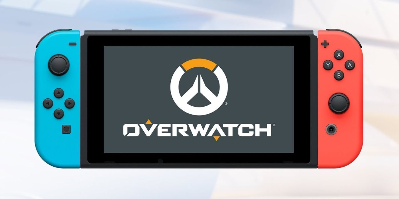 TV and Movie News Blizzard Cancels Nintendo Switch Overwatch