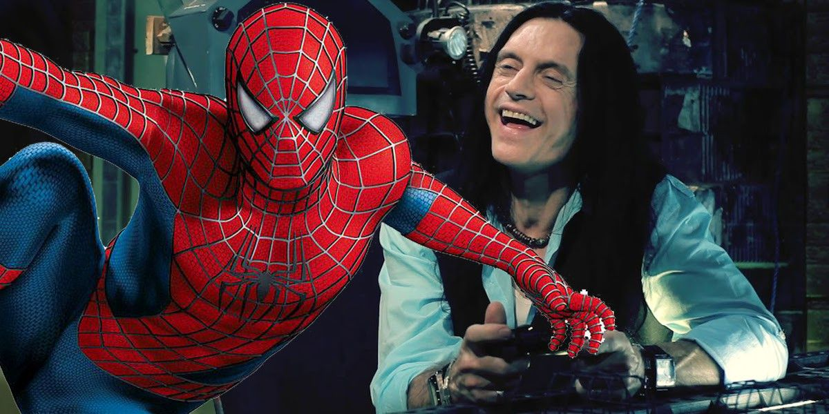 The Room's Tommy Wiseau Is Now Teasing Spider-Man 4 For Some Reason