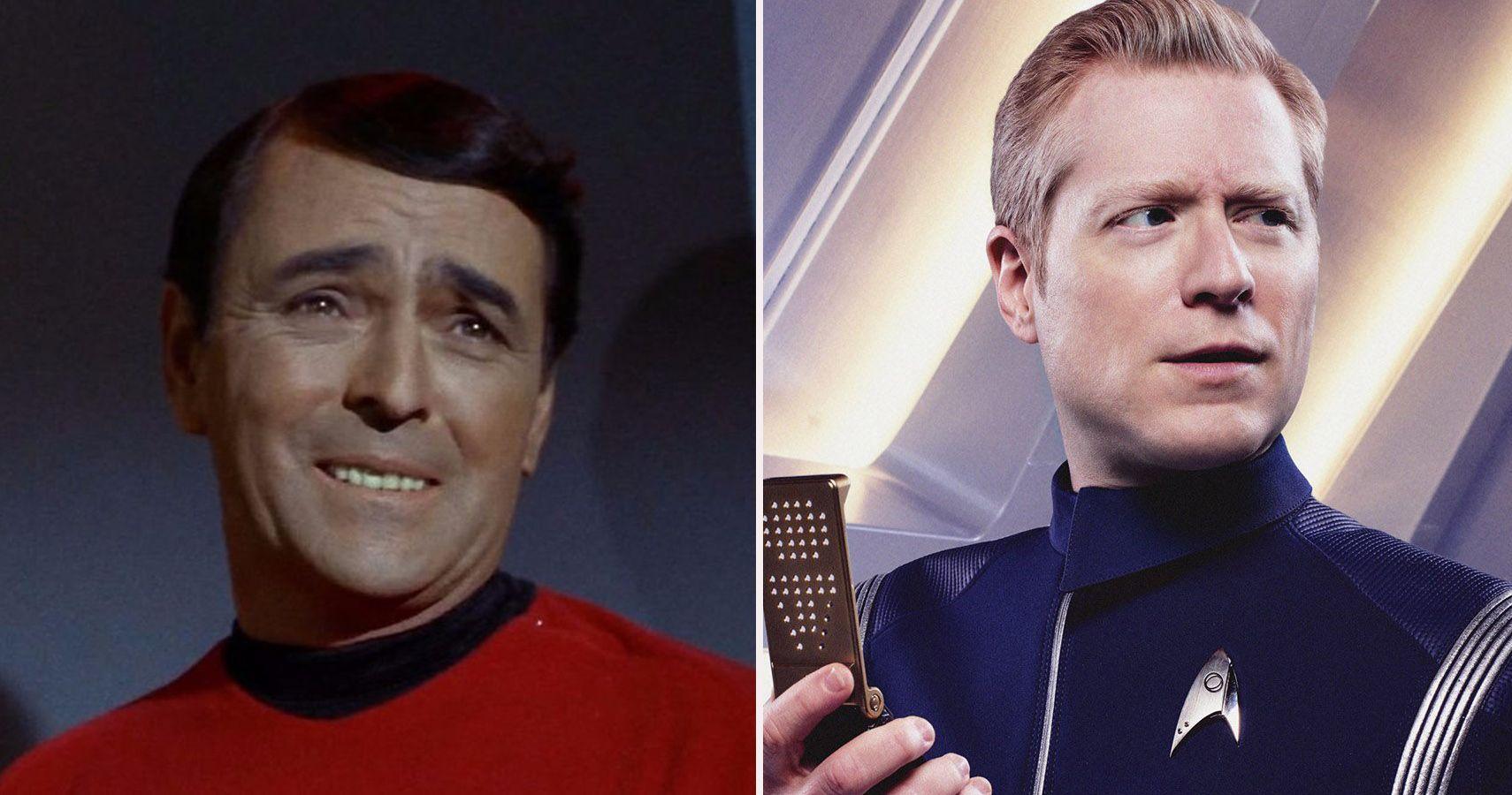 11 Best Engineers In Star Trek, Ranked | ScreenRant