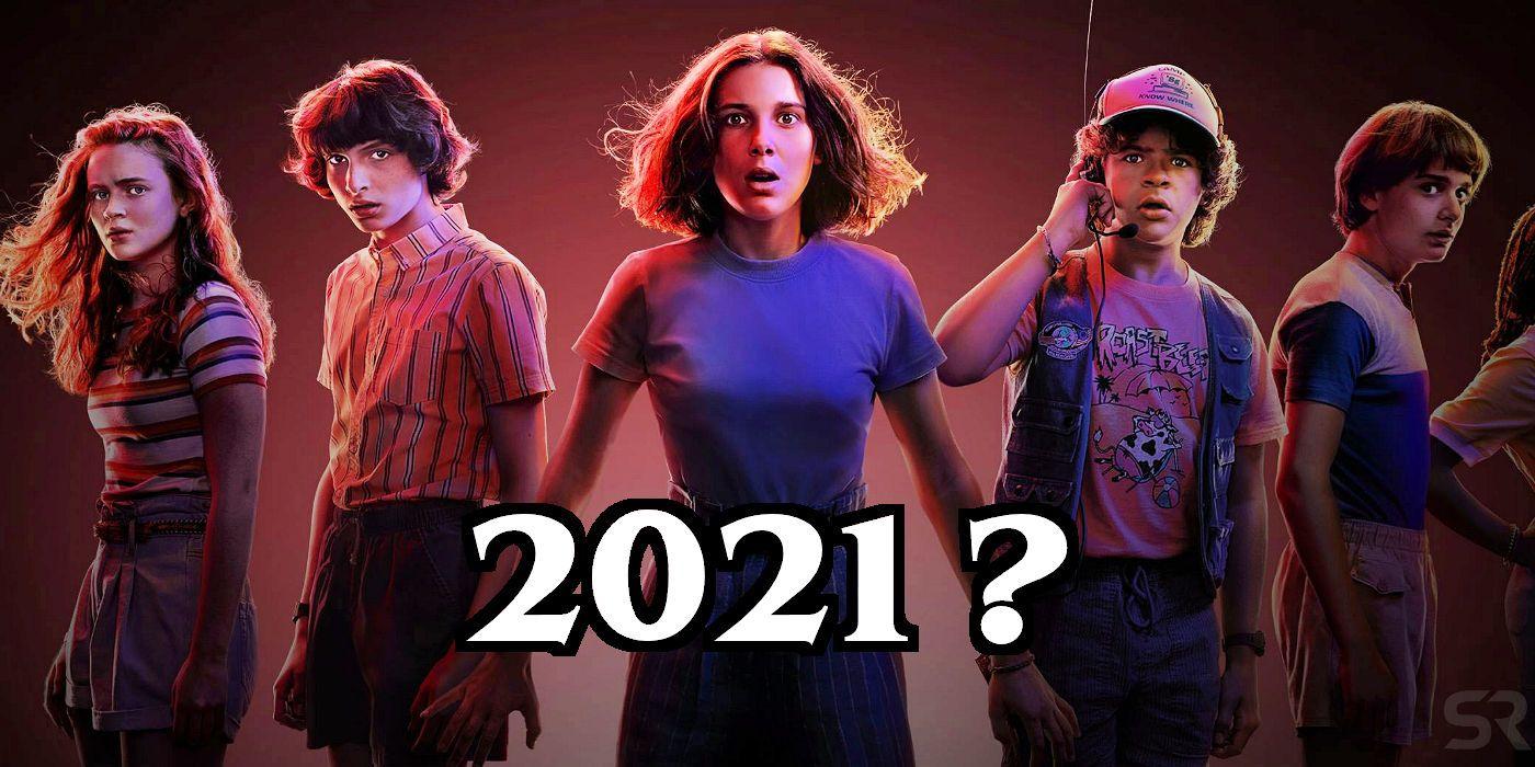 Stranger Things Season 4's Original Release Date Was In Early 2021