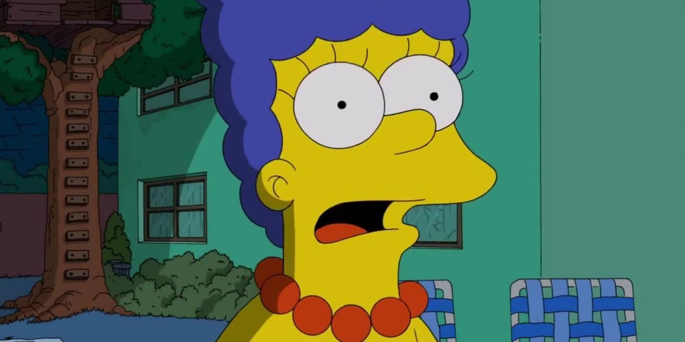 image of marge simpson