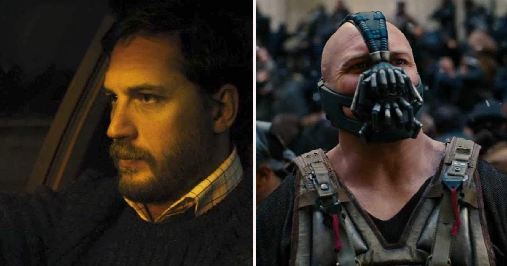 Tom Hardy S 10 Best Movies According To Rotten Tomatoes