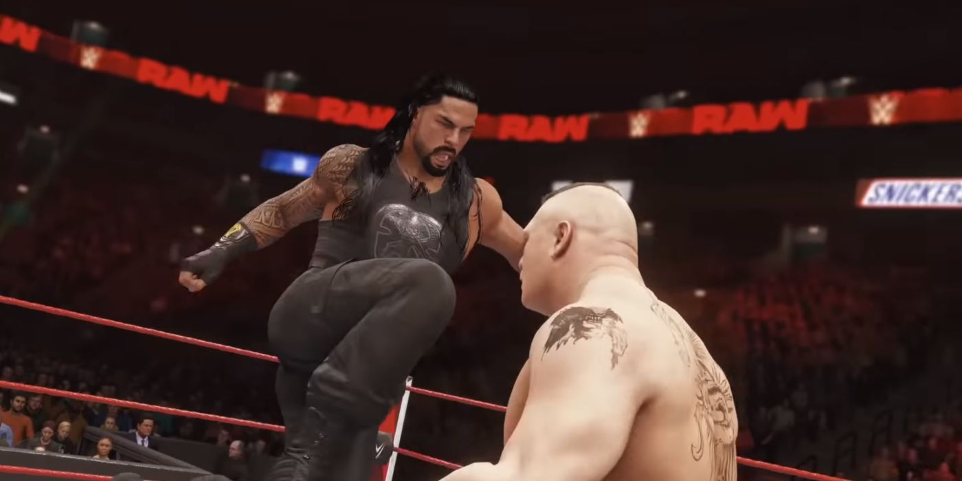 TV and Movie News WWE 2K20 Match Glitches, Bad Graphics Plague ...