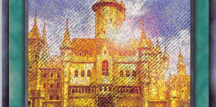 Yugioh Golden Castle Of Stromberg