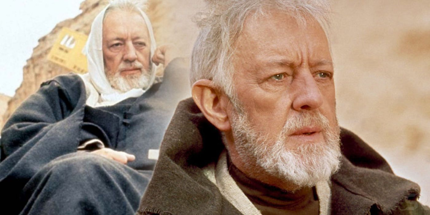 Image result for Star Wars: Why Alec Guinness Hated Working On A New Hope