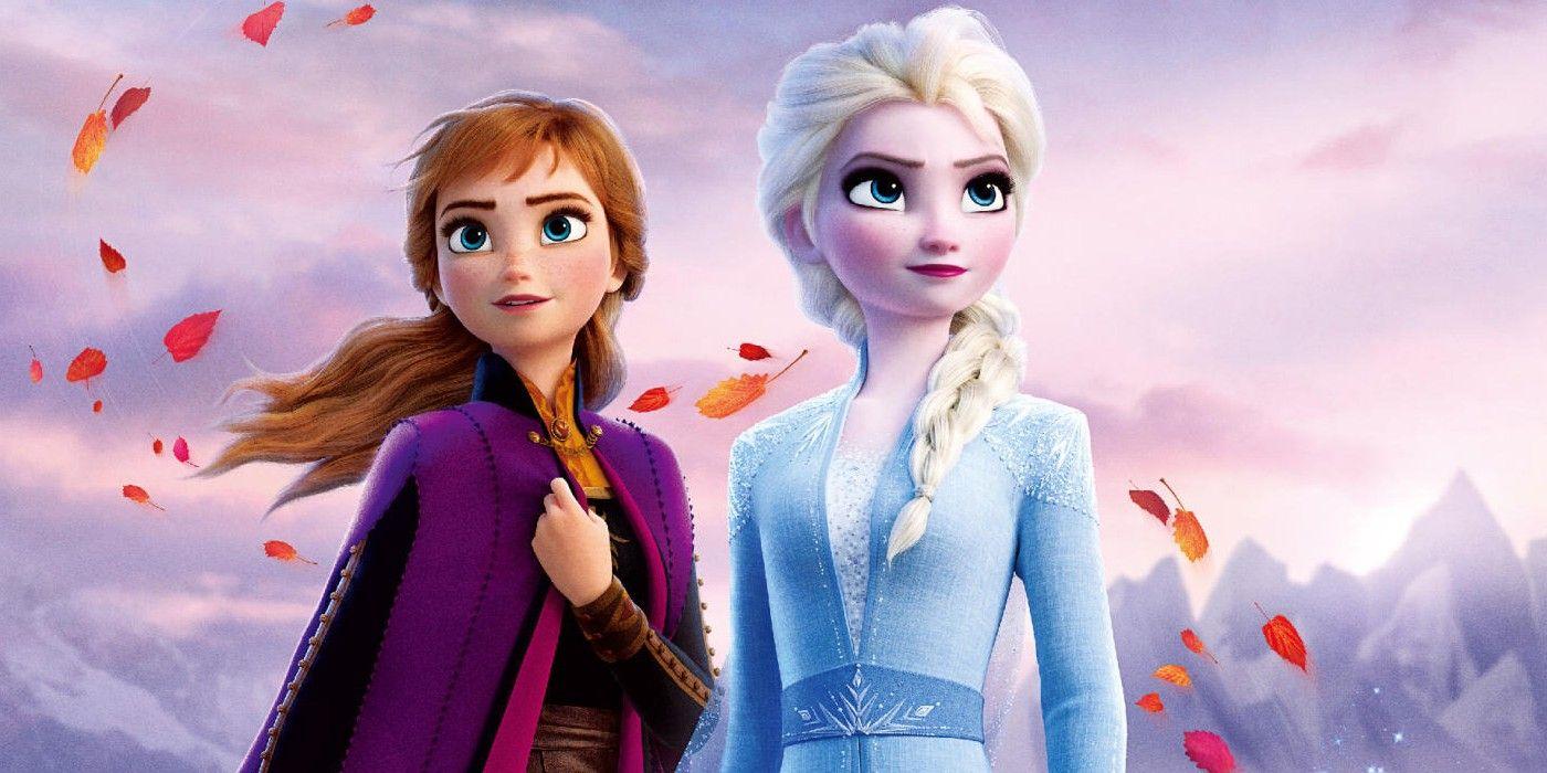 Frozen 2 Pitch Meeting | Screen Rant